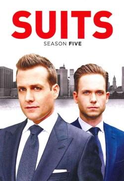 Suits: Season Five (DVD)