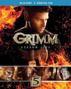 Grimm: Season Five (Blu-ray Disc)