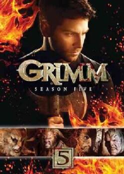 Grimm: Season Five (DVD)
