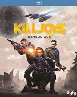 Killjoys: Season One (Blu-ray Disc)