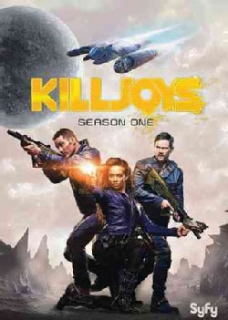 Killjoys: Season One (DVD)