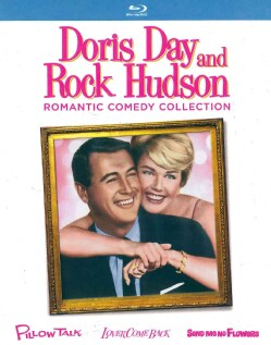 Doris Day And Rock Hudson Romantic Comedy Collection (Blu-ray Disc)