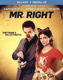 Mr. Right (Blu-ray Disc)