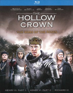 The Hollow Crown: The Wars Of The Roses (Blu-ray Disc)
