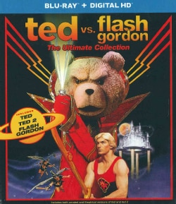 Ted Vs. Flash Gordon: The Ultimate Collection (Blu-ray Disc)