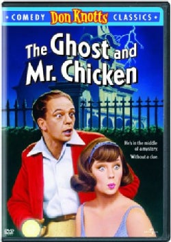 Ghost & Mr Chicken (DVD)