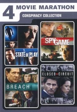 4 Movie Marathon: Conspiracy Collection