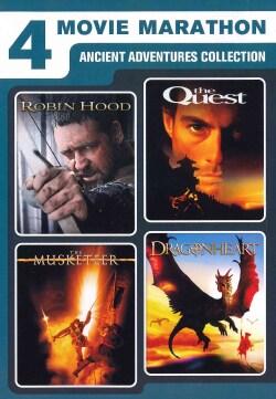 4 Movie Marathon: Ancient Adventure Collection
