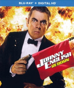 Johnny English Reborn (Blu-ray Disc)
