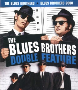 The Blues Brothers/Blues Brothers 2000 (Blu-ray Disc)