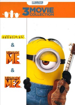 Despicable Me 3-Movie Collection (DVD)