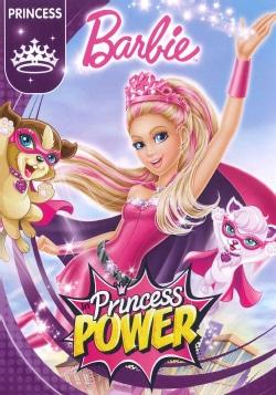 Barbie In Princess Power (DVD)