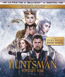 The Huntsman: Winter's War (4K Ultra HD Blu-ray)