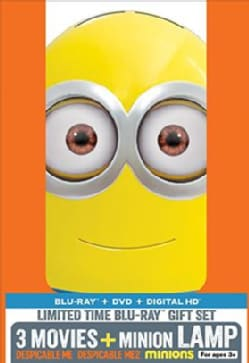 Despicable Me 3-Movie Collection (Blu-ray Disc)