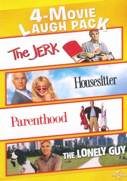 4-Movie Laugh Pack: The Jerk/Housesitter/Parenthood/The Lonely Guy