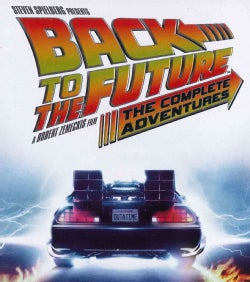 Back To The Future: The Complete Adventure (DVD)