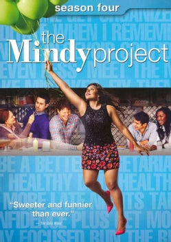 The Mindy Project: Season Four (DVD)