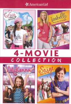 American Girl: 4-Movie Collection (DVD)
