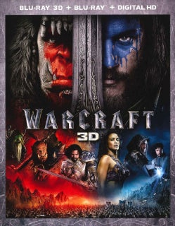 Warcraft 3D (Blu-ray Disc)