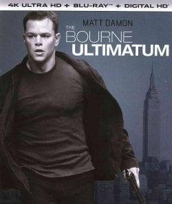 The Bourne Ultimatum (4K Ultra HD Blu-ray)