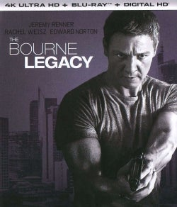 The Bourne Legacy (4K Ultra HD Blu-ray)