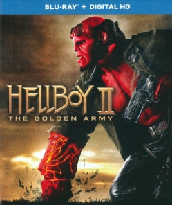 Hellboy II: The Golden Army (Blu-ray Disc)