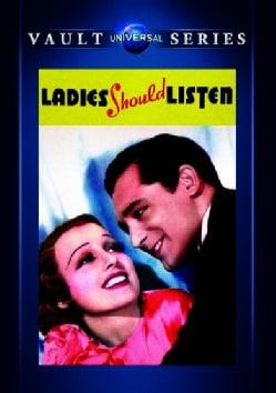 Ladies Should Listen (DVD)