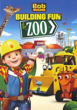 Bob The Builder: Building Fun At The Zoo (DVD)