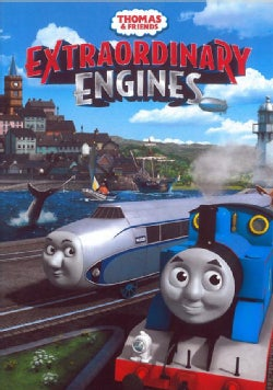 Thomas & Friends: Extraordinary Engines (DVD)