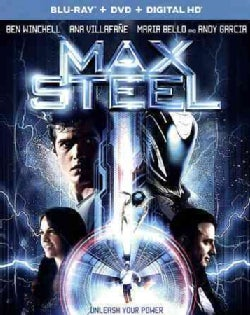 Max Steel (Blu-ray/DVD)