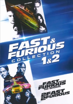 Fast & Furious Collection 1 & 2