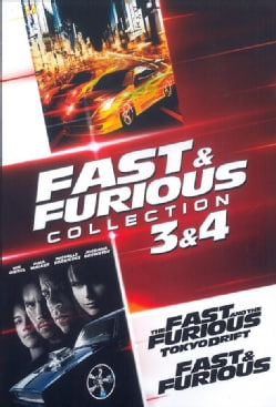 Fast & Furious Collection 3 & 4