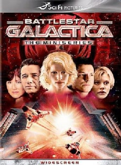 Battlestar Galactica: The Miniseries (DVD)
