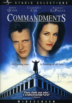 Commandments (DVD)