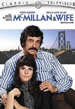 McMillan & Wife: Season One (DVD)