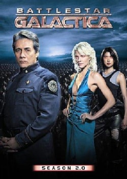 Battlestar Galactica: Season 2.0 (DVD)
