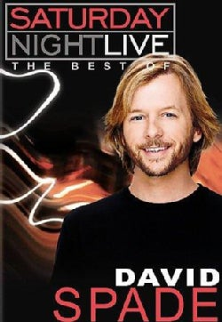 Saturday Night Live: The Best Of David Spade (DVD)