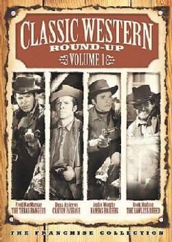 Classic Western Round-Up Vol. 1 (DVD)