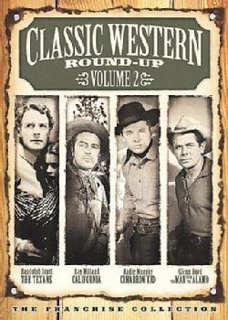 Classic Western Round-Up Vol. 2 (DVD)