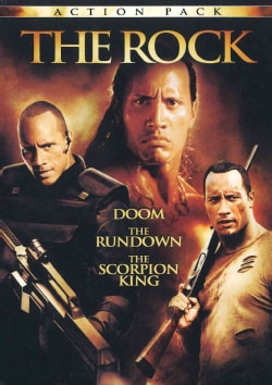 The Rock Action Pack (DVD)