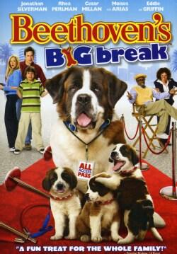 Beethoven's Big Break (DVD)