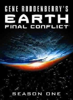 Earth Final Conflict Season One (DVD)