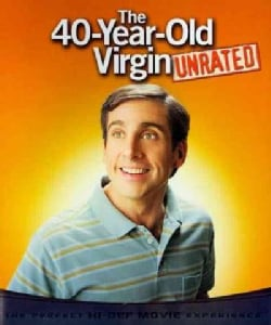 40 Year Old Virgin (Blu-ray Disc)