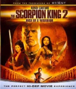 The Scorpion King 2: Rise Of A Warrior (Blu-ray Disc)