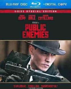 Public Enemies (Blu-ray Disc)