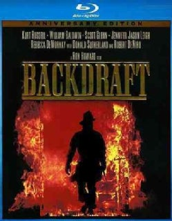Backdraft (Anniversary Edition) (Blu-ray Disc)