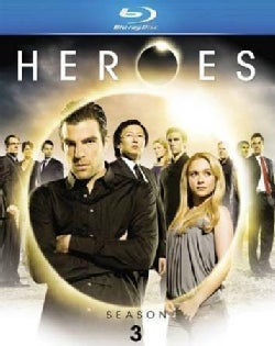 Heroes: Season 3 (Blu-ray Disc)