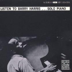 Barry Harris - Listen to Barry Harris