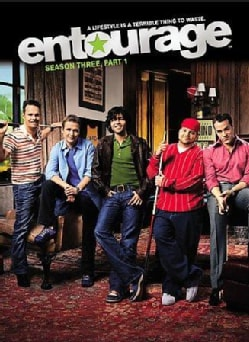 Entourage: Season 3 Part 1 (DVD)