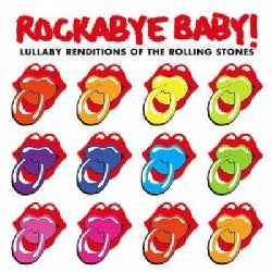 Various - Rockabye Baby! Lullaby Renditions Of The Rolling Stones